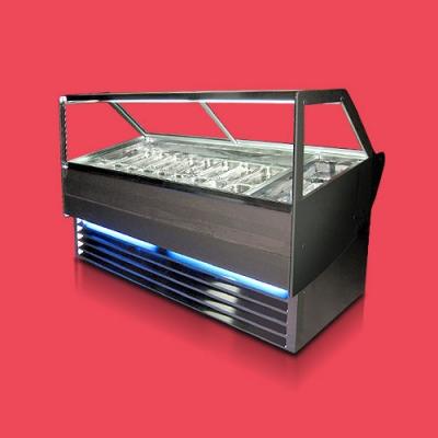 Congelador-negro-para-helado-azafates